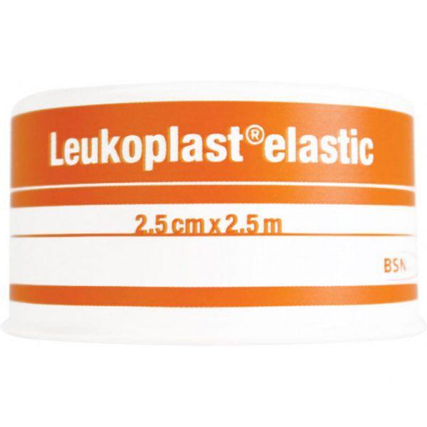 Leukoplast Elastic 2.5cm X 2.5m 3
