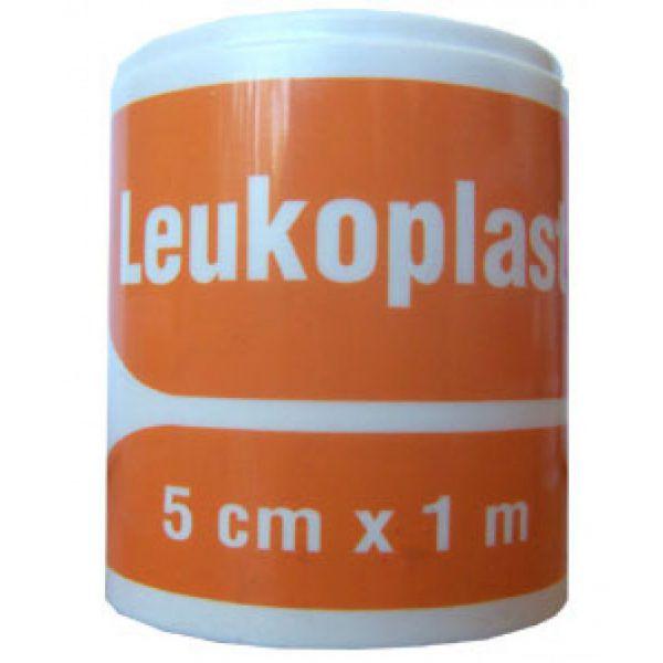 Leukoplast Elastic 5cm X 1m