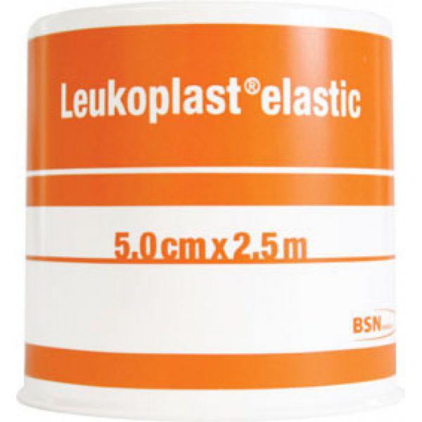 Leukoplast Elastic 5cm X 2.5m