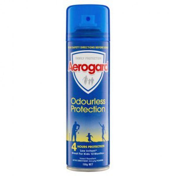 Aerogard Odourless Protection 150g 3