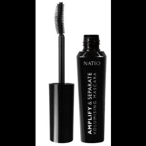 Natio Amplify & Separate Volumising Mascara – Black