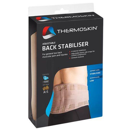 Thermoskin Adjustable Back Stabiliser Beige Small 3