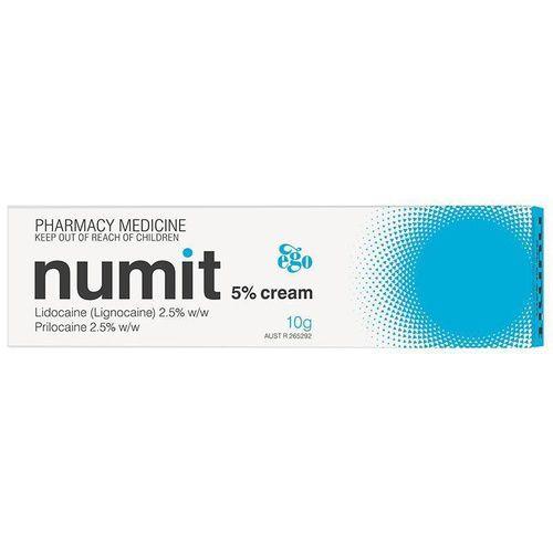 Ego Numit 5% Cream 10g 3