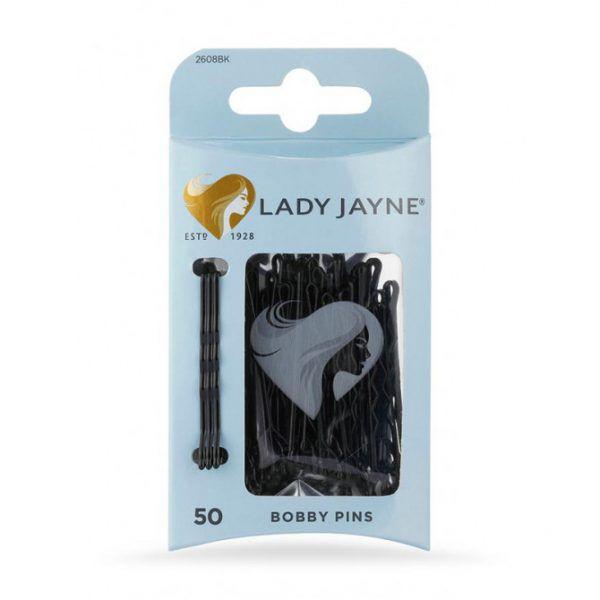 Lady Jayne Black Bobby Pins 50 Pack 3