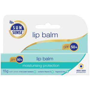 Ego Sunsense Lip Balm SPF 50+ 15g