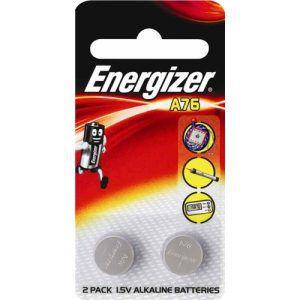 Energizer A76 1.5V Alkaline Batteries 2 Pack