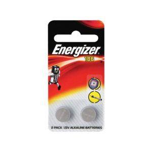 Energizer 186 1.5V Alkaline Batteries 2 Pack