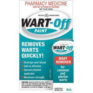 Wart Off Paint 6mL | Wart Remover