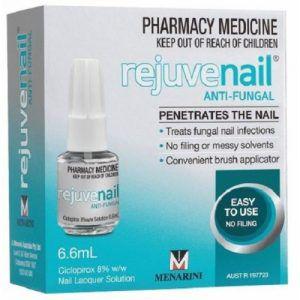 Rejuvenail Antifungal Nail Lacquer Solution 6.6mL