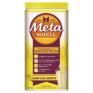 Metamucil Lemon Lime Smooth 673g