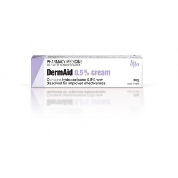 Ego Dermaid 0.5% Cream 30g 3