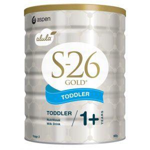 S26 Alula Gold Toddler 900g