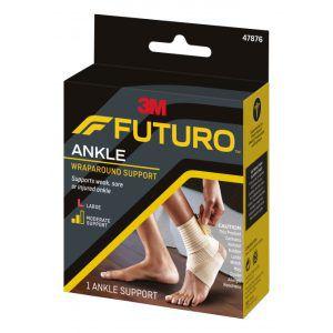 Futuro 47876EN Wrap Around Ankle Support Large