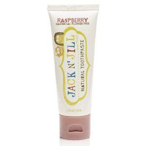 Jack N' Jill Children's Natural Toothpaste Raspberry 50g