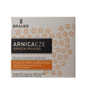 Brauer Natural Arnicaeze Arnica Pilules 8g