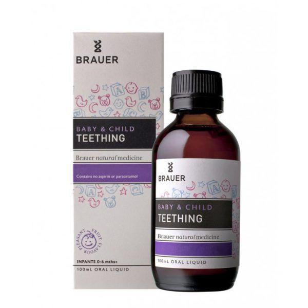 Brauer Baby & Child Teething 100ml