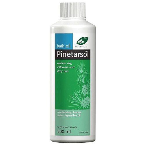 Ego Pinetarsol Bath Oil 200mL 3