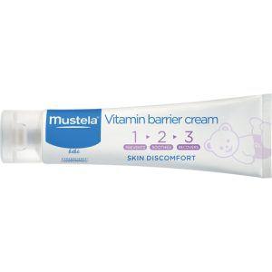 Mustela 1 2 3 Vitamin Barrier Cream 100mL