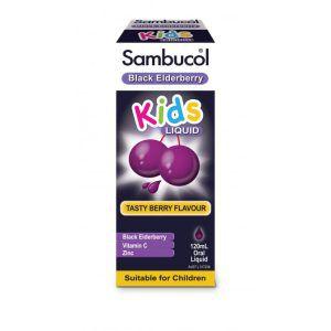 Sambucol Kids Cold & Flu Liquid 120ml