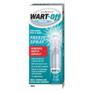 Wart Off Freeze 38g