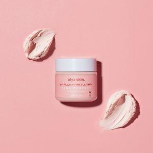 ALYA SKIN – Pink Clay Mask 120g 3