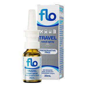 FLO Travel Nasal Spray 20mL