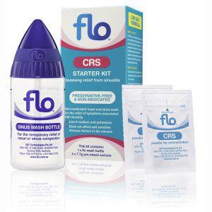 Flo CRS Starter Kit + 4 Sachets