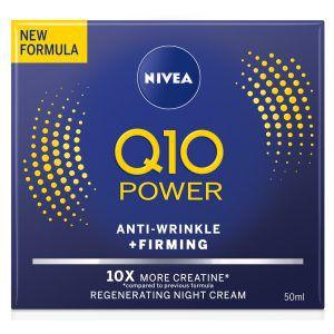 Nivea Q10 Power Night Cream 50ml