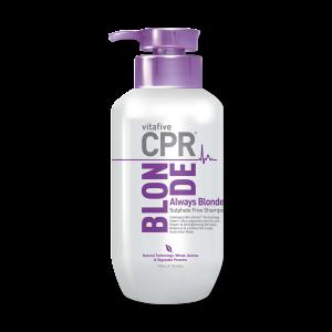 Vitafive Always Blonde Toning Shampoo 900ml
