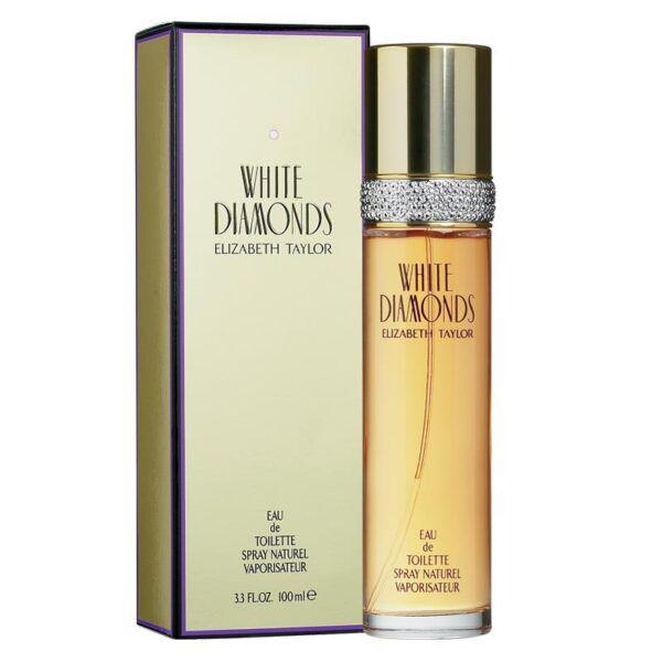 Elizabeth Taylor White Diamonds EDT Spray 100ml