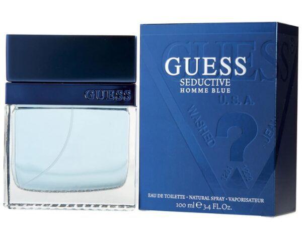 Guess Seductive Pour Homme Blue EDT 100ml 3