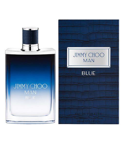 Jimmy Choo Man Blue EDT 100ml 3