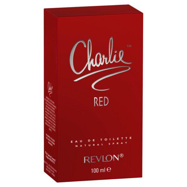 Revlon Charlie Red Eau De Toilette 100mL 4