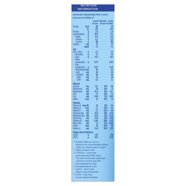 Aptamil Gold+ 4 Junior Nutritional Supplement Milk Drink From 2 Years 900g 8