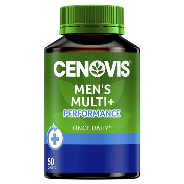 Cenovis Men's Multi + Performance
