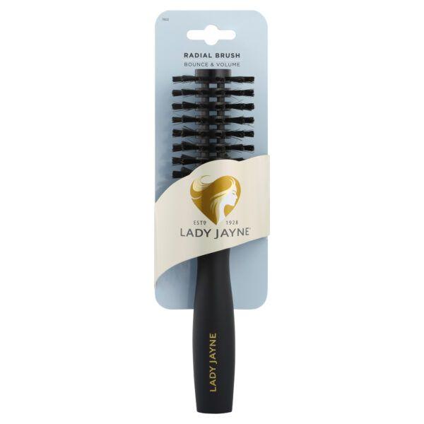 Lady Jayne Medium Radial Multi-Tuft Bristles Brush