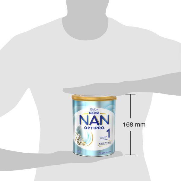 NESTLE NAN OPTIPRO 1 Starter 0-6 Months Baby Formula Powder 800g
