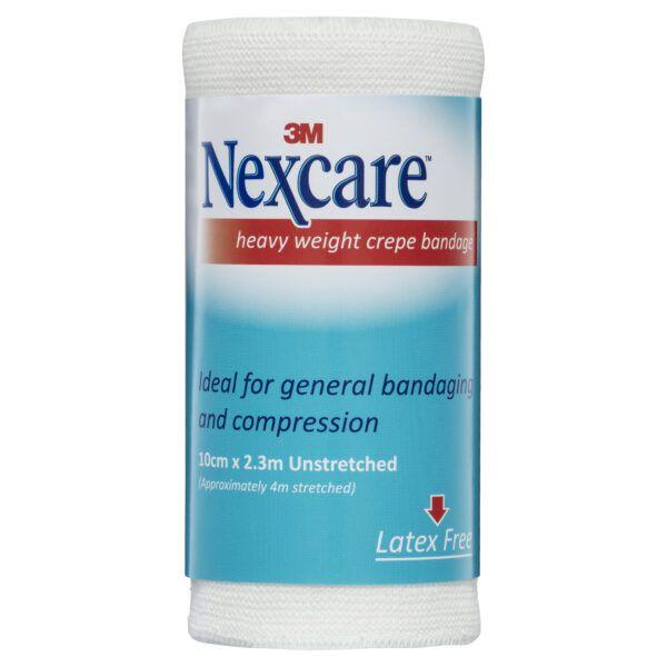 Nexcare Heavy Weight Crepe Bandage 10cm x 2.3m