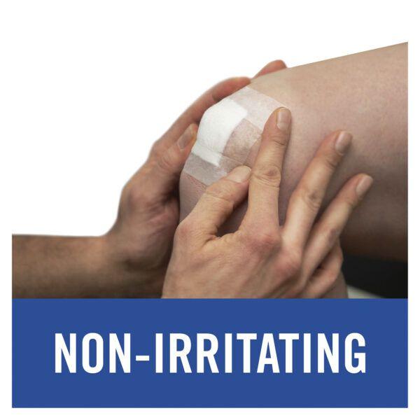 Nexcare Micropore Gentle Paper Tape White 12.5mm x 9.14M 4