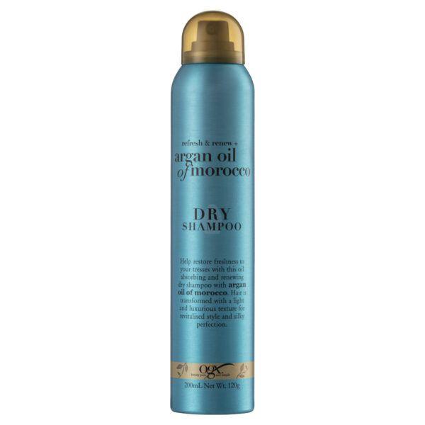 OGX Refresh & Renew + Argan Oil Of Morocco Dry Shampoo 200mL