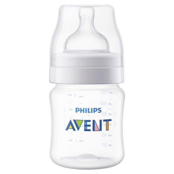 Philips Avent Anti-Colic Bottle 0m+ 125mL