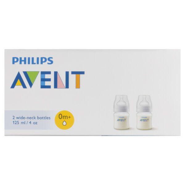 Philips Avent Anti-Colic Bottles 0m+ 2 x 125mL