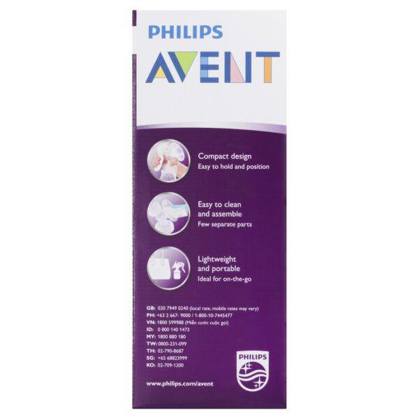Philips Avent Natural Breast Pump Manual