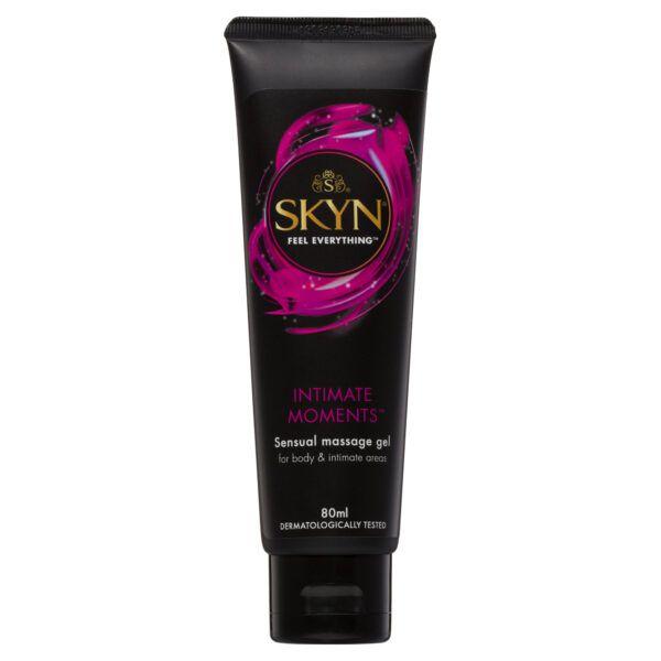 SKYN Intimate Moments Sensual Massage Gel 80mL
