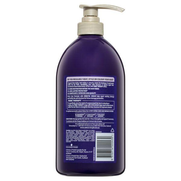 Schwarzkopf Extra Care Fibre Therapy Shampoo 900mL