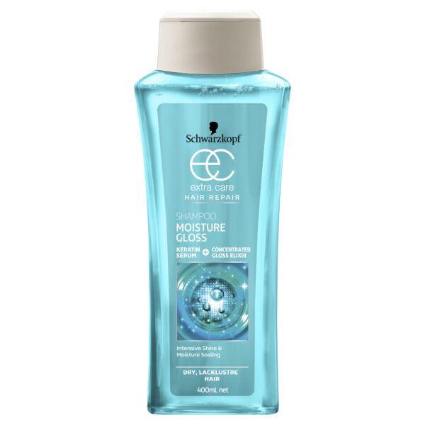 Schwarzkopf Extra Care Moisture Gloss Shampoo 400mL