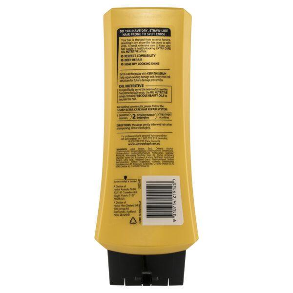 Schwarzkopf Extra Care Oil Nutritive Conditioner 400mL