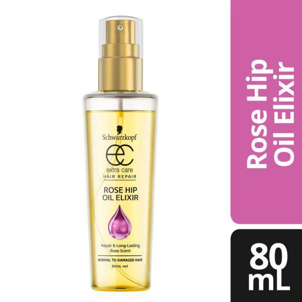 Schwarzkopf Extra Care Rose Hip Oil Elixir 80mL