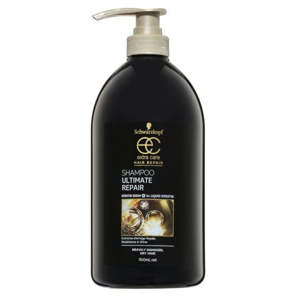 Schwarzkopf Extra Care Ultimate Repair Shampoo 900mL 5