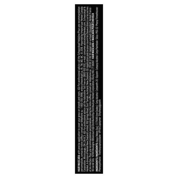 Schwarzkopf Hair Mascara Black 16mL
